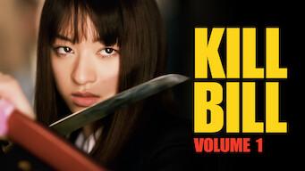 Is Kill Bill Vol 1 2003 On Netflix Spain